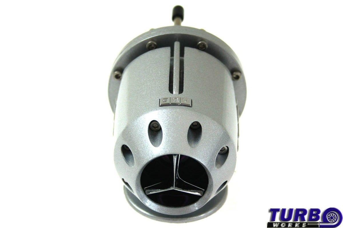 Lefújószelep, BLOW OFF TurboWorks 8153 ezüst